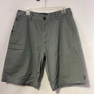 BILLABONG  double standard Striped shorts 34